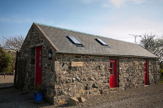 Exterior Ty Gwennol - Ty Gwennol, Cosy cottage for couples, St Davids - Saint Davids - rentals