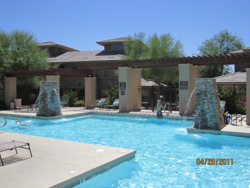 #1 of 2 Swimming Pools At The Edge - Grayhawk Area - Luxury Condo North Scottsdale WIFI - Scottsdale - rentals
