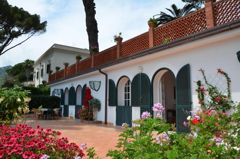 Terrace and house - Casa Sorvillo - Vietri sul Mare - rentals