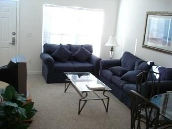 open plan living, dining and kitchen - Cozy Home Away From Home in Quiet Location in Venetian Bay - Kissimmee - rentals