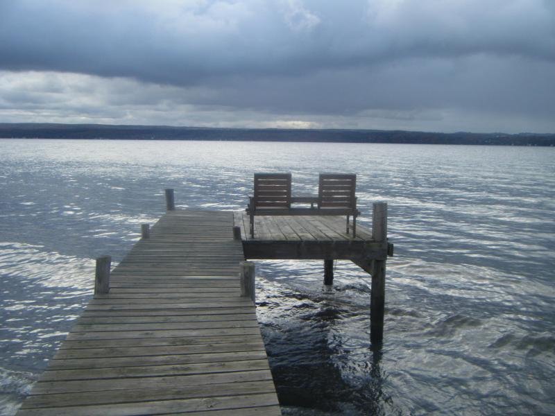 Dock - Gracious Peace Getaway - Finger Lakes - rentals