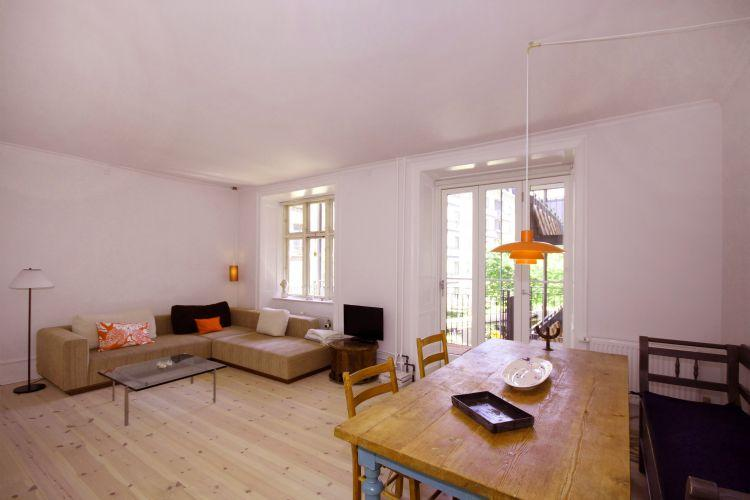 Kjeld Langes Gade Apartment - Large newly renovated Copenhagen apartment - Copenhagen - rentals