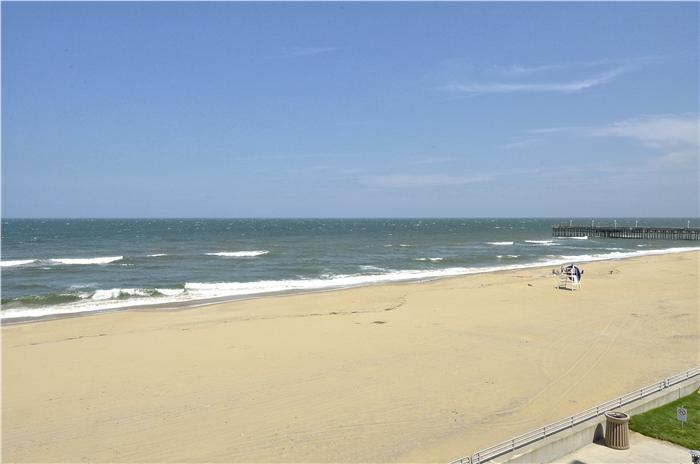 Penthouse Paradise 408B, where oceanfront views abound! - Image 1 - Virginia Beach - rentals