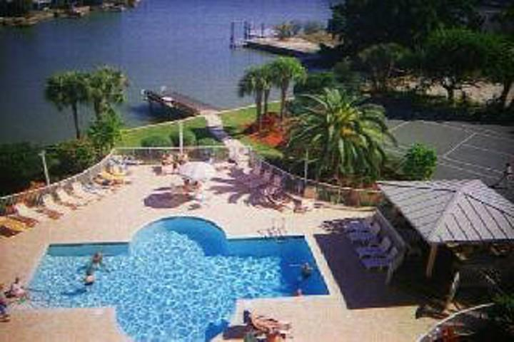 Pool area - Luxurious 2br/2bath Condo in St. Pete Beach, FL - Saint Pete Beach - rentals