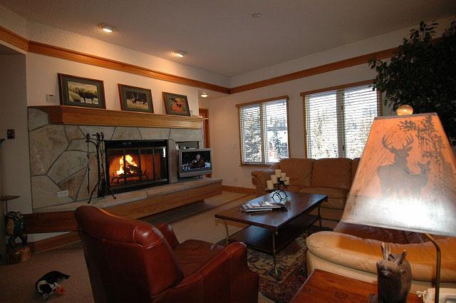 Living Room - SKI IN/OUT Beaver Creek Lux 2 Bdm  60 5 Star Revws - Beaver Creek - rentals