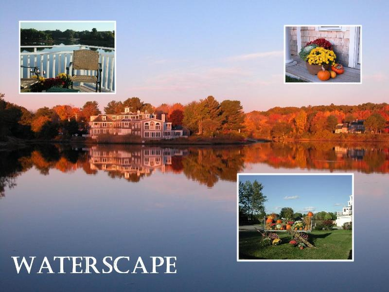 Our estate at sunrise - 1  or 3 Bdrm or Bigger Waterfront Condo Waterscape - Kennebunk - rentals