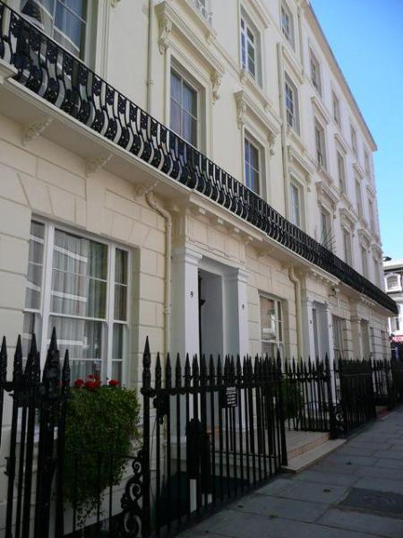 Building - Central London 1 Bedroom Vacation Apartment - London - rentals