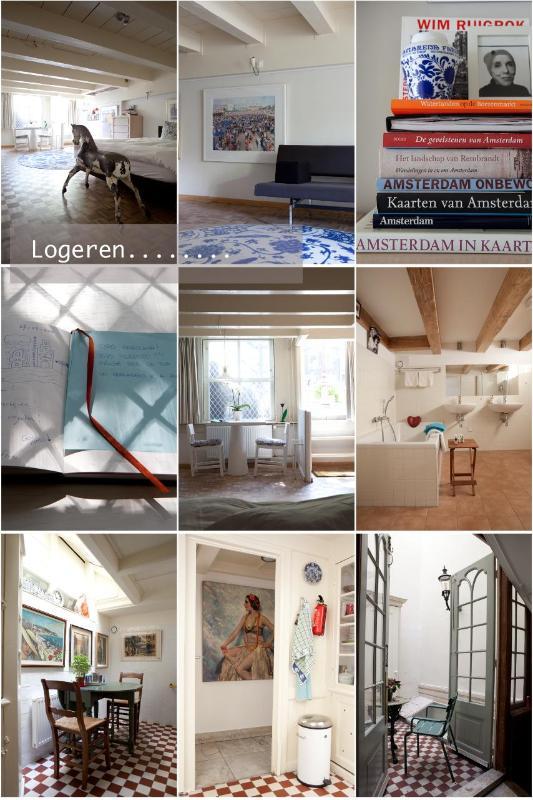 Mix - Singel 96 -Bed & Apartment - Amsterdam - rentals