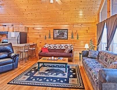 Goldie Locks&Her 3 Bears - Image 1 - Sevierville - rentals