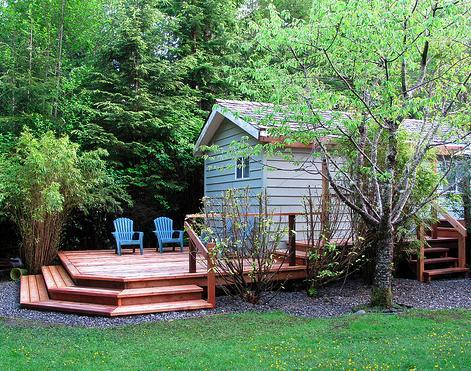 Rosie's Cabin at Chesterman Beach - Image 1 - Tofino - rentals