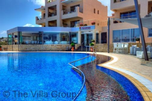 Great 1 Bedroom/1 Bathroom House in Polis (Villa 44214) - Image 1 - Paphos - rentals