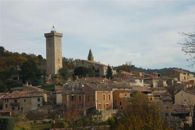 St. Martin-de-Bromes Village - Medieval, Provencal 2 Bedroom Village House (Lavender Alps) - Alpes de Haute-Provence - rentals