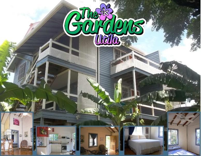 Utila's The Gardens at Jerico - The Gardens ~TripAdvisor Excellence Award ! - Utila - rentals