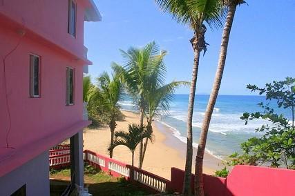 Beachfront on Pools Beach in Rincon, Puerto Rico - Apartment at Pools Beach in Rincon, Puerto Rico - Rincon - rentals
