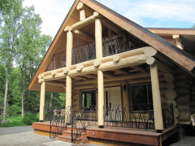 Enjoy the Majestic Log Cabin - Talkeetna Majestic - Log Cabin Downtown Area - Talkeetna - rentals