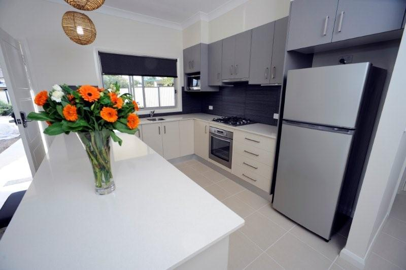 Executive kitchen - Gunnedah Serviced Apartments - Gunnedah - rentals