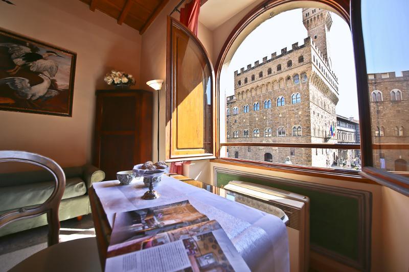 Signoria Farine 1 2bd - Image 1 - Florence - rentals