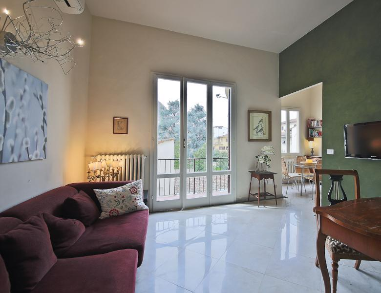 Peaceful 2 Bedroom Apartment Rental in Florence - Image 1 - Florence - rentals
