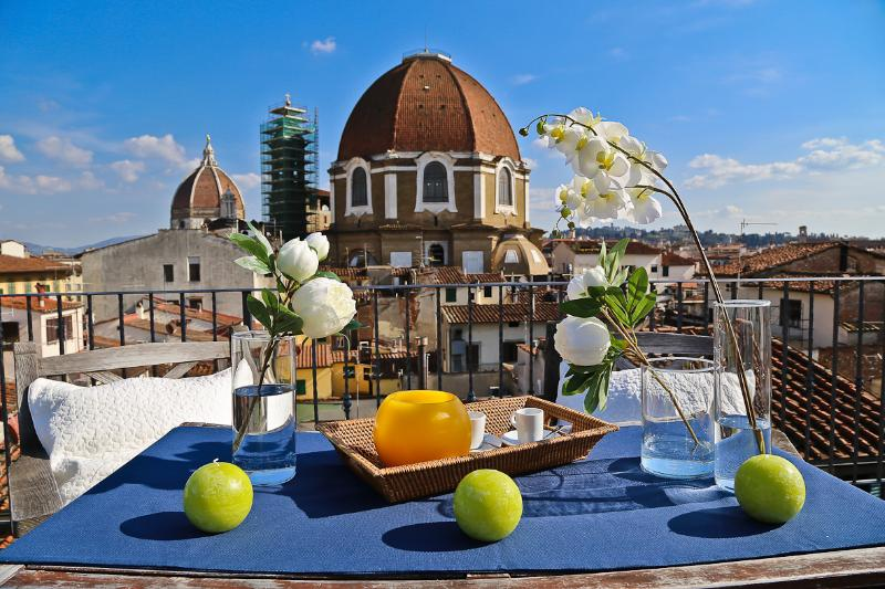Stunning Central Florence Vacation Rental with Panoramic Views - Image 1 - Florence - rentals
