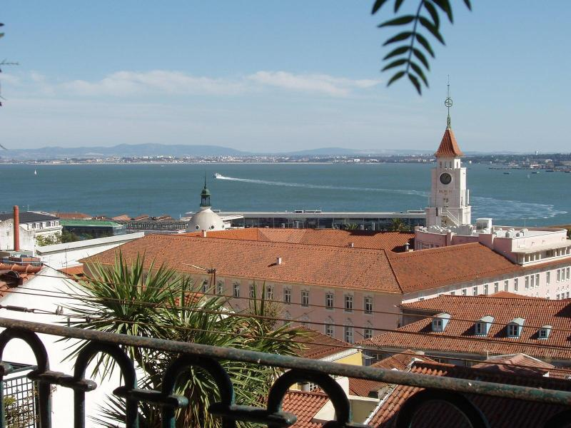 full river view luxury apartment with garden - Image 1 - Lisbon - rentals