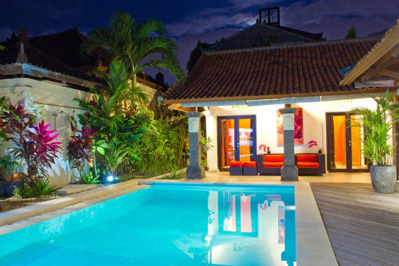 Global View - Private Villa 2 Bedrooms in Seminyak Beach at 350m - Seminyak - rentals