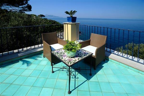 Seaside villa in Sorrento, Italy- part of Marina Punta Campanella. YPI ARE - Image 1 - Sorrento - rentals