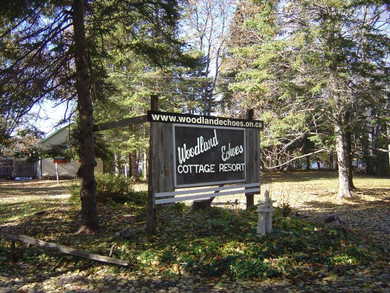Welcome to Woodland Echoes - Woodland Echoes Cottage #1 - Magnetawan - rentals