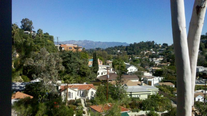 The View - Silver Lake Hills House with Stunning Views & Deck - Los Angeles - rentals