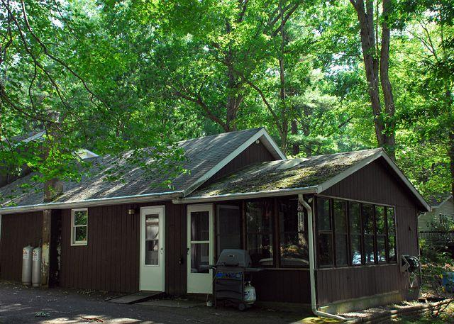 Exterior - Harmony Retreat - McHenry - rentals