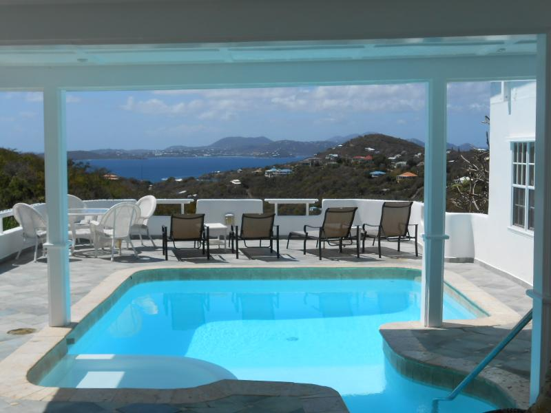 Pool with a View! - Romantic and Affordable! 1BR Cottage w/Pool & View - Saint John - rentals