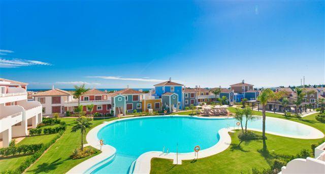 Cortijo Del Mar Resort - Image 1 - Estepona - rentals