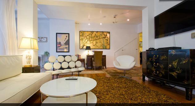 Lounge area - ECO Healthy Venice Beach Vacation Rental - Los Angeles - rentals