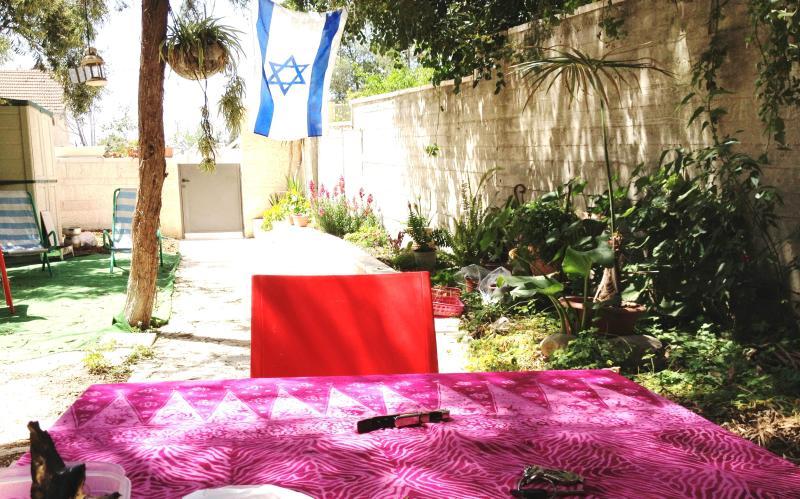 flower garden - Room in green very calm environment in JERUSALEM - Ashkelon - rentals