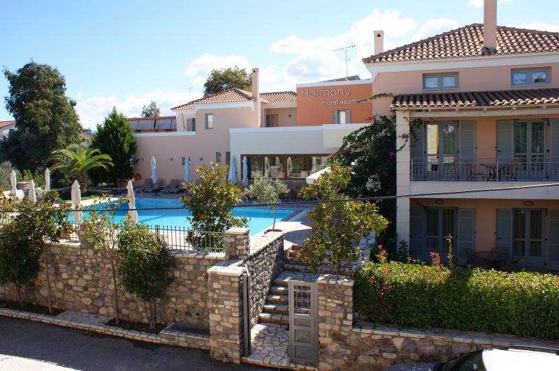"Harmony Hotel Apartments Peloponnese-Egialia - Harmony  Apartment  ""IOLI"" for 2-3 Persons - Peloponnese - rentals"