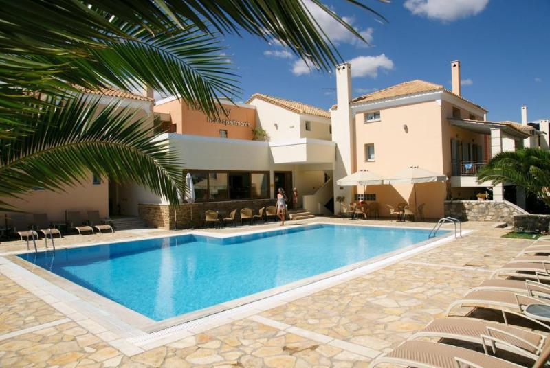 Harmony Hotel Apartments Peloponnese - Harmony Apartments Maisonette KYVELI  2-5 persons - Peloponnese - rentals