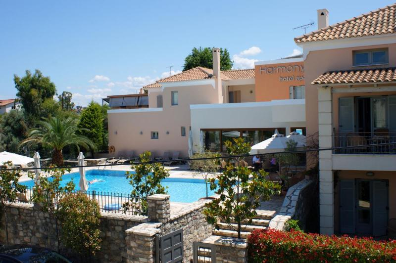 Harmony Hotel Apartments-Peloponnese - Harmony Apartments Suite ARTEMIS  2-4 Pers. 50 m2 - Peloponnese - rentals
