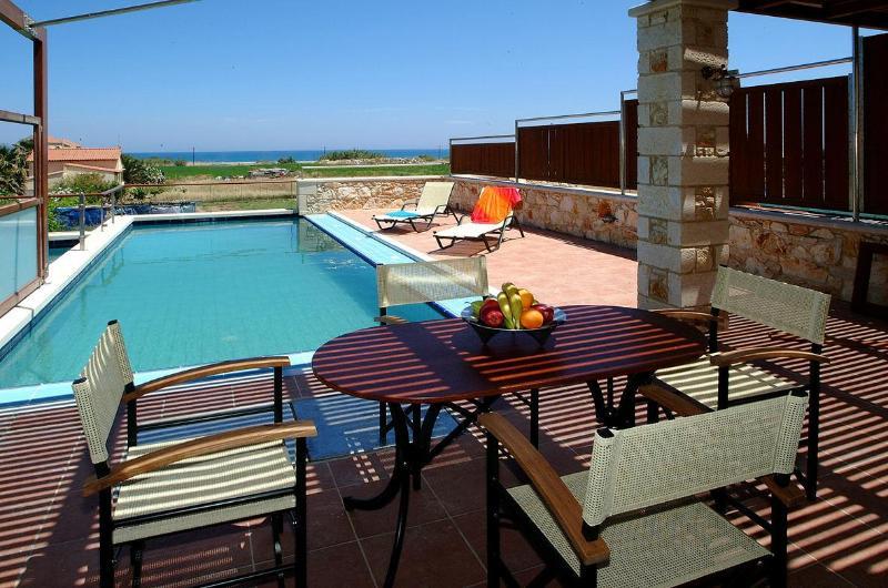 Corali villa with beautiful sea and mountain view - Image 1 - Nochia - rentals
