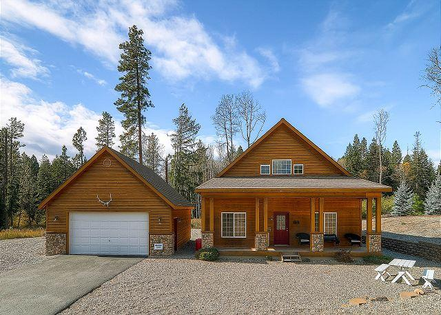 Save in June! Awesome family cabin! 2BR, w/ Large Open Loft for Kids! Slps8 - Image 1 - Ronald - rentals