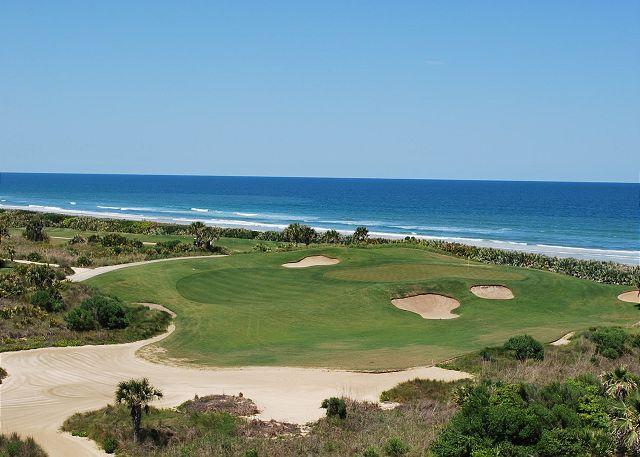 Incredible Ocean & Golf Views in Cinnamon Beach! - Image 1 - Palm Coast - rentals
