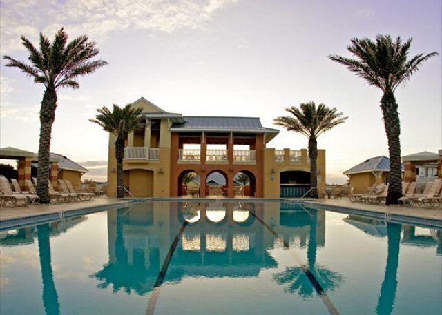 Pool Ocean View - Ocean Vacation Condo - Palm Coast - rentals
