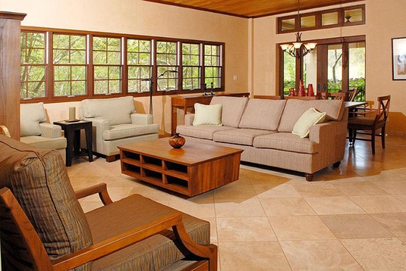 Great Room - Very Special Condo at Langosta Beach Club - Playa Junquillal - rentals