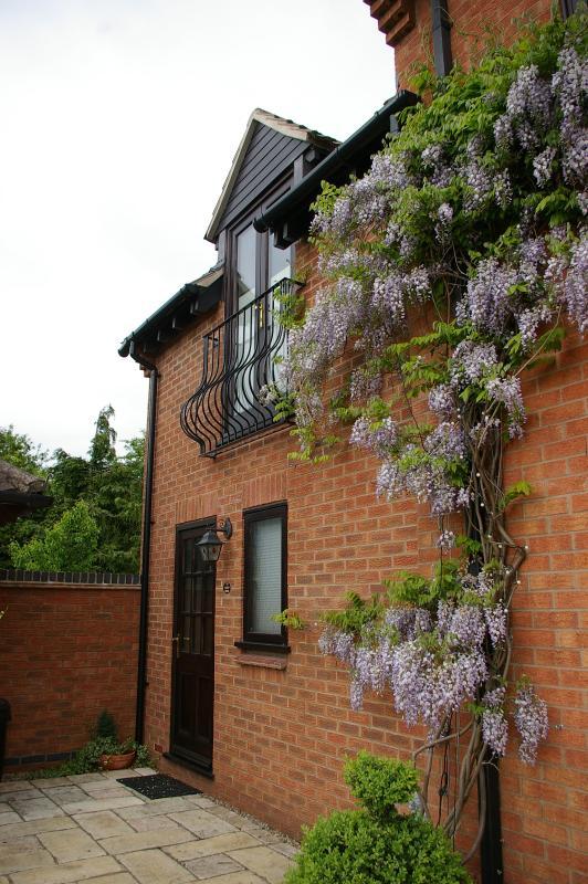 Front entrance - Garden Studio in Stamford Lincolnshire - Stamford - rentals