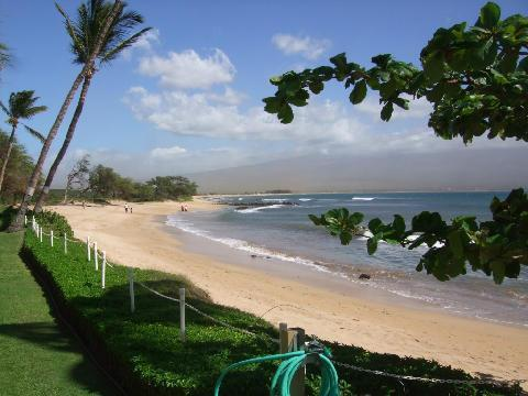 Beach Fronting Condo - Wheelchair Accessible Ground Flr 2BR Makani a Kai - Maalaea - rentals