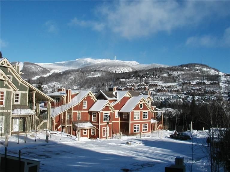 Heavenly House in Mont Tremblant (Les Eaux 205-4) - Image 1 - Mont Tremblant - rentals