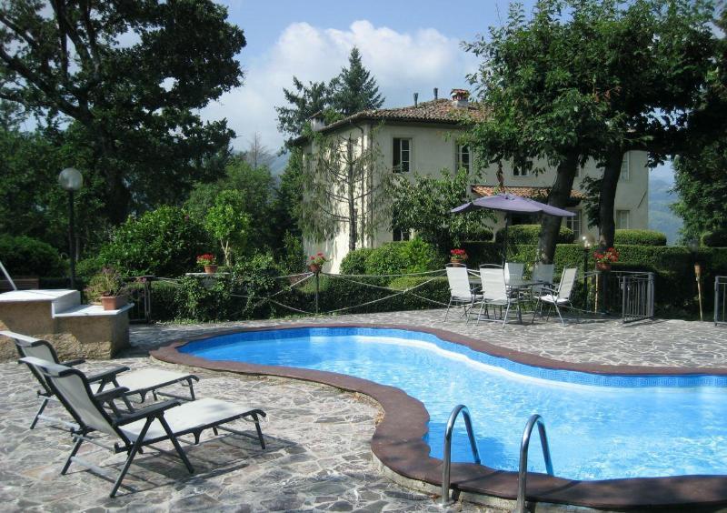 Villa Sofia - Villa Sofia - historic villa in Northern Tuscany - Barga - rentals
