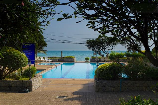 Rare Property With Private Beach - Image 1 - Pattaya - rentals