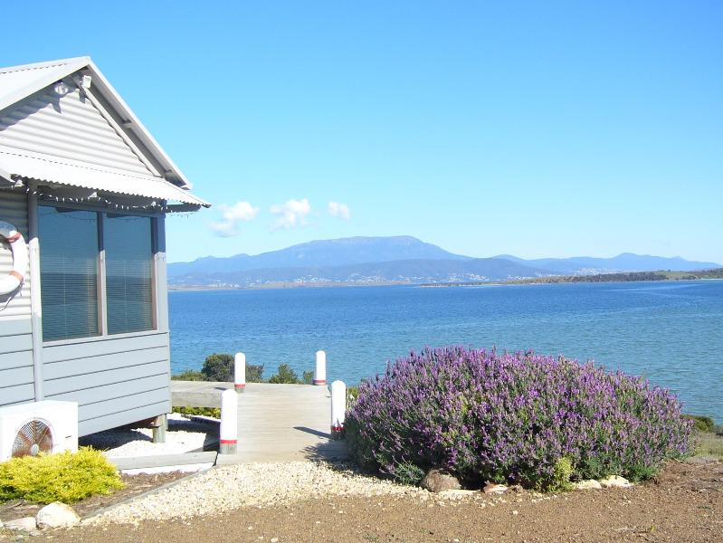 The Boat Shed and Mt Wellington - The Boat Shed - Hobart - rentals