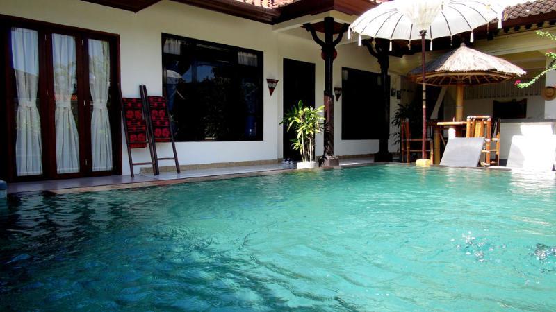 Villa Leli Dua pool - Sanur Villa Leli Dua $100 per night for June stays - Sanur - rentals