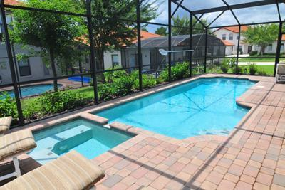 Luxury/6 miles to Disney/5BD/3.5BA/Pool/Spa/Wifi - Image 1 - Orlando - rentals