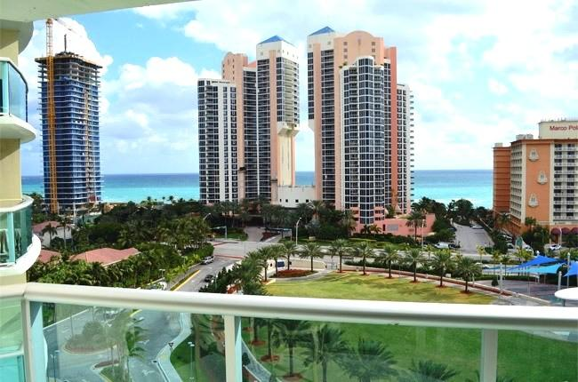 Direct Ocean View - Luxury Condo near Ocean in Sunny Isles Beach - Sunny Isles Beach - rentals